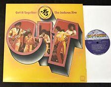 Michael Jackson Five Motown 783 Get It Together NICE ORIGINAL COPY