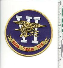 USN NAVY SEAL TEAM 6 SIX VIETNAM Patch VETERAN-SPECOPS-CORONADO