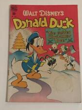 Donald Duck #203 Dell Comics Four Color VG 1948 Carl Barks