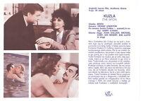 THE BITCH Original RARE MINT exYU Movie Program 1979 JOAN COLLINS GERRY O'HARA