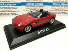 IXO ALTAYA 1/43 DIECAST DREAM CARS BMW Z8 RED ROJO FALTA ESPEJO RETROVISOR USED