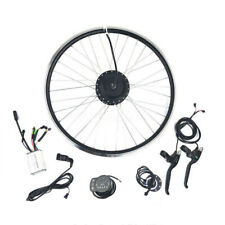 Electric EBike Conversion Kit Gear Wheel Motor Hub 36V 350/500W 16-29in 700c A