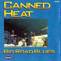 Canned Heat - Big Road Blues (CD, Album)