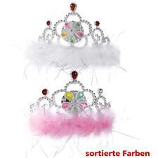 famowesta 63080 blink-diadem avec plumes, Carnaval PRINCESSE NEUF / OVP