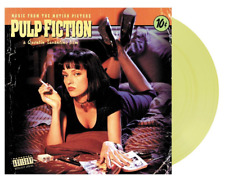 PULP FICTION - YELLOW JAUNE VINYL LP COLORED LIMITED EDITION 2019