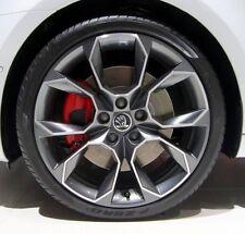 "Original SKODA aloy wheel XTREME 7.5J x 19"" 5E0601025AH HA7"
