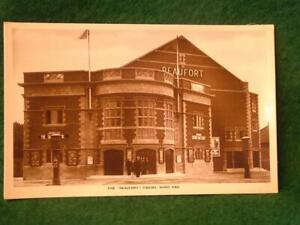 "Vintage Postcard, ""Beaufort Cinema"" WARD END, Birm'h. C.Stockton"