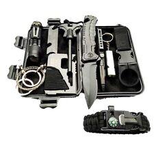 10 In 1 Portable Emergency Survival Kit
