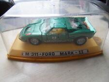 Vintage toys car auto Pilen ford GT40 diecast mans voiture de course