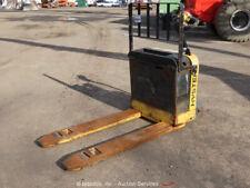 2014 Hyster W40Z 4,000 Lb Electric Pallet Jack Hand Cart bidadoo