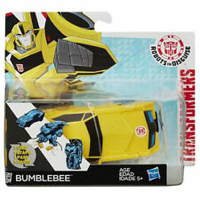 Transformers Robots in Disguise 1 Step Sideswipe Hasbro 2015 RID B4651