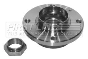 First Line Rear Wheel Bearing Kit Hub FBK209 - GENUINE - 5 YEAR WARRANTY
