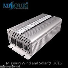 Aims 1250 watt 12 volt dc to ac modified inverter PWRB1250W Off Grid RV Car PV
