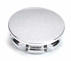 """NEW 2-1/16"""" Chrome Wheel Center Cap for 08-14 Challenger Magnum 03-18 Wrangler"""