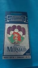 Disney Store LE 30 years Celebration Little Mermaid Ariel Limited Edition