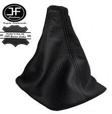 BLACK STITCHING FITS HUMMER H3 2005-2011 AUTOMATIC LEATHER SHIFT BOOT