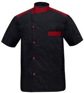 Chef Jacket Chef Coat With Cap Kitchen Chef Designed DL-55 Restaurant Dress
