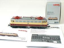 Märklin H0 39112, E - Lok BR 112 DB, rot/beige, digital, mfx+, sound, neu, OVP