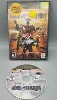 Armed And Dangerous Microsoft Xbox Game Disc W Case & Artwork Only No Manual