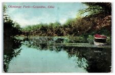 Early 1900s Olentangy Park, Columbus, Oh Postcard