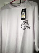 Under Armour Basketball Tee Shirt Size Medium White Nwt