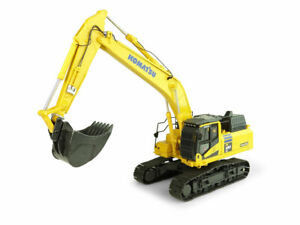 1:50 scale Komatsu PC490LC-11 Hydraulic Excavator Die-cast Model - J8120