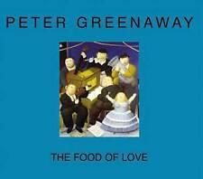 Peter GREENAWAY The Food of Love book Film Script / Fiction DIS VOIR