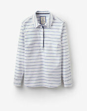 Joules Hip Length Cotton Semi Fitted Tops & Shirts for Women