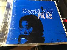 David Tao JAPAN cd Shock SCD-9701
