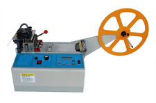 110V Hot and Cold Automatic Tape Cutting Machine Cutter for Leather /Braid etc.