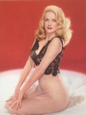 "Elvgren Vargas Original Vintage Pin-UP Poster Litho 8x6 ""Good Night Sweetheart"""