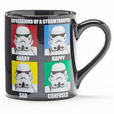 Star Wars Expressions of Storm Trooper Ceramic Coffee Mug
