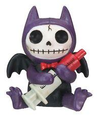 NEW Furrybones Furry Bones Flappy Bat Vampire Skull Skeleton Figurine Gift 7876