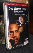 One Woman Short by Nelson George / Marc Johnson Unabridged Audiobook Cassettes