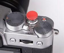 Soft Release Button Auslöser 12mm rot Fujfilm X-T2 X-Pro2 X-T1 X-T10 X-E2S X100T