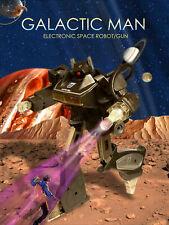 New listing Transformers G1 Galactic Man / Shockwave / Shackwave (working & complete) 1983