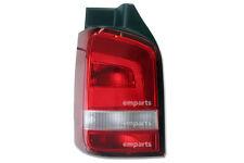 VW Transporter T5 T6 Rear Back Tail Light Lens Lamp 2010 Onwards Left N/S