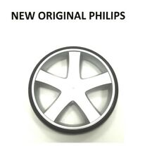 Silber rear spoke wheel assy 1082 für Philips Performer Expert Staubsauger