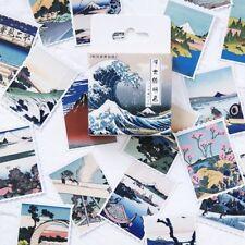 45Pcs/Lot Paper Sticker Decoration DIY Calendar Scrapbooking Stationery Stickers