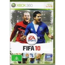 MICROSOFT XBOX 360 FIFA 10 PAL SEALED G SOCCER [BNS]