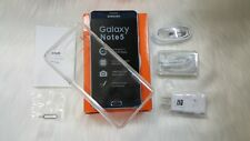 Brand New Samsung Galaxy Note 5 SM-N920A 64GB Black Sapphire AT&T GSM Unlocked