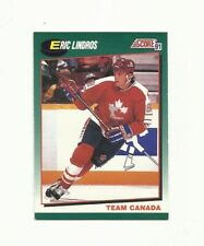 1991/92 91/92 SCORE HOCKEY ROOKIE TRADED TEAM SETS  U-PICK FROM LIST