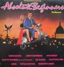 DAVID BOWIE - ABSOLUTE BEGINNERS - SOUNDTRACK  -  LP