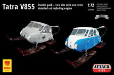Attack 1/72 Tatra V855 Aerosan (2 kits in 1 box) # 72909