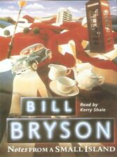 Bill Bryson - Notes From a Small Island (2xCass A/Book 1995) FREE UK P&P