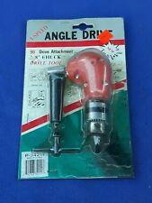 90 Degree Angle Drill Attachment 1 Speed Angle Drive