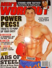MEN'S WORKOUT MAGAZINE APRIL 2006 (RARE Out-Of-Print) COLLECTOR'S ITEM
