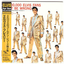 Elvis Gold Golden Records Vol.2 Rare RCA BMG Japan Papersleeve Edition CD Hits