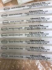 Brannan Thermometers • Set Of 28 • L30.5cm • Mercury Free