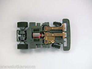 Tyco TCR  Chassis   Neuf d'époque ! Complet, testé, Prêt à Courir !